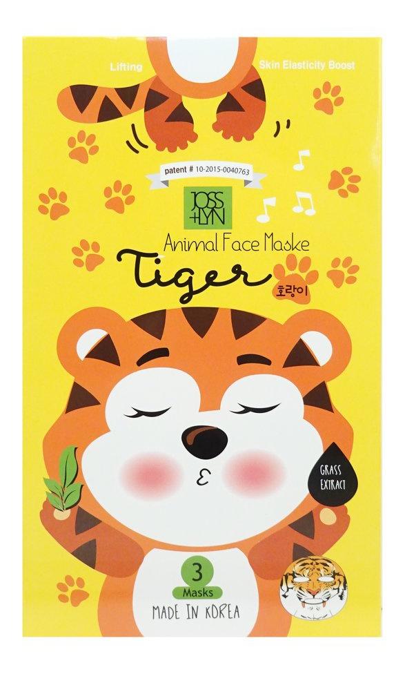 JOSSLYN Tiger Animal Face Maske