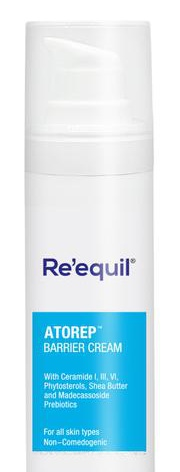 Re'equil Atorep Barrier Cream For Atopic Skin