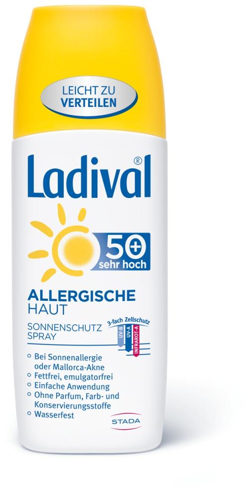 Ladival Sonnenschutz Spray 50