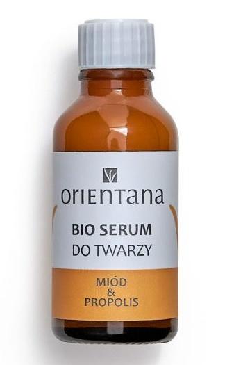 ORIENTANA Honey & Propolis Face Serum