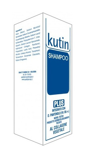 Interfarmac s.r.l. Kutin Shampoo