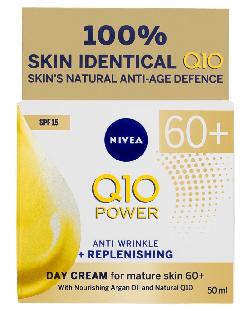 Nivea Q10 Power Anti-Wrinkle Day Cream