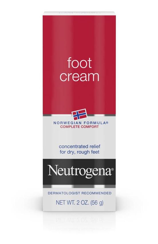 Neutrogena Norwegian Formula Foot Cream