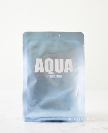 Lapcos Daily Skin Mask - Aqua