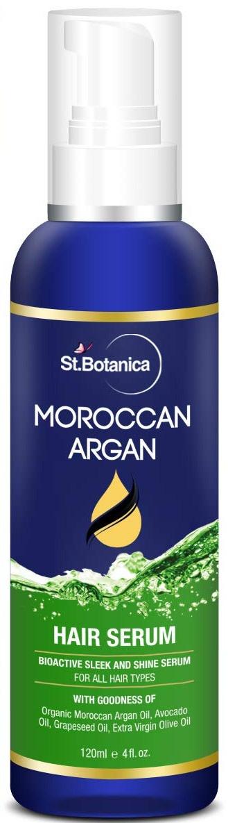St. Botanica Moroccon Argan Hair Serum