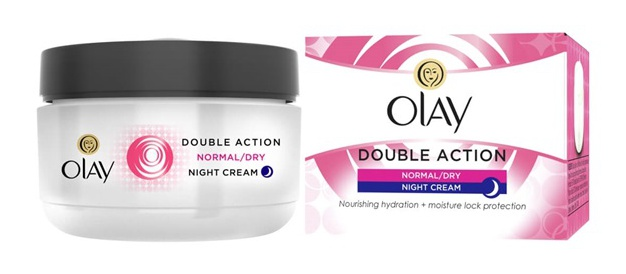 Olay Double Action Moisturiser Night Cream
