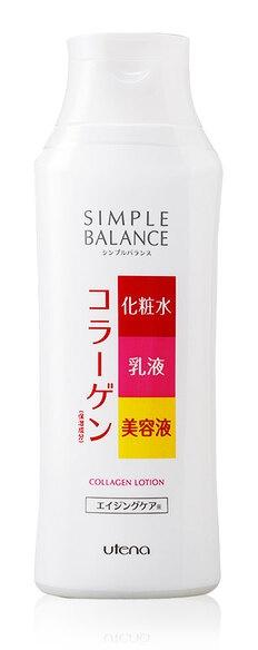 Utena Simple Balance Collagen Lotion