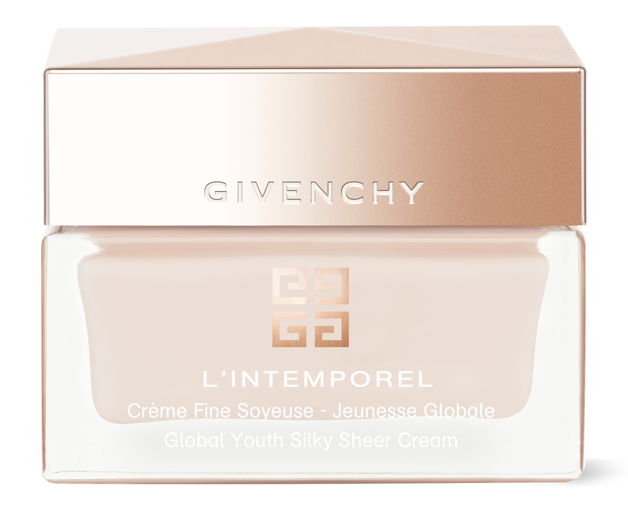 Givenchy L'Intemporel Global Youth Silky Sheer Cream