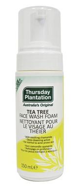 Thursday Plantation Tea Tree Face Wash Foam