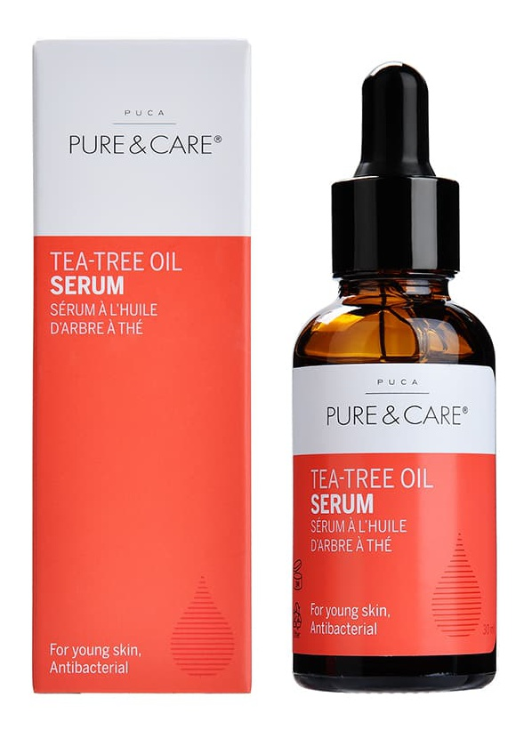 Puca Pure & Care Tea Tree Oil Serum
