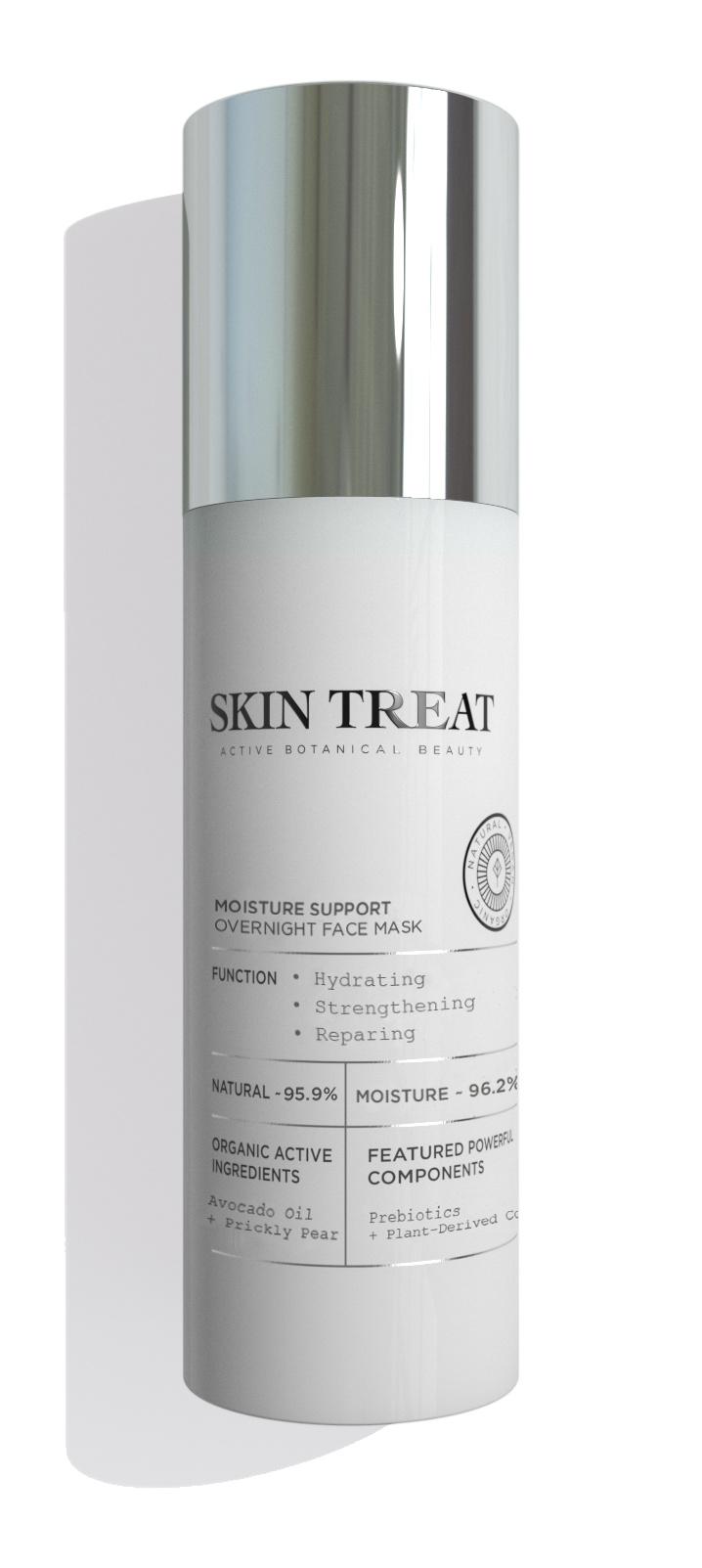 Skin Treat Moisture Support Overnight Face Mask