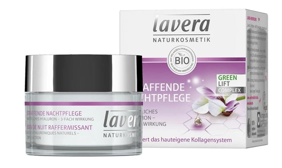 "lavera Firming Night Cream ""Green Lift Complex"""