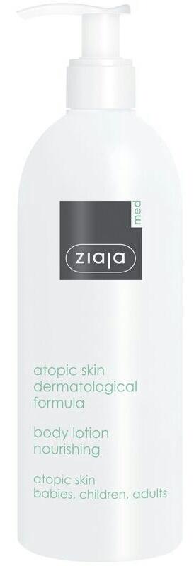 Ziaja Med Atopic Skin Body Lotion