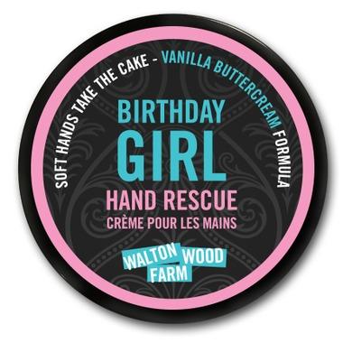 Walton Wood Farm Hand Rescue In Birthday Girl