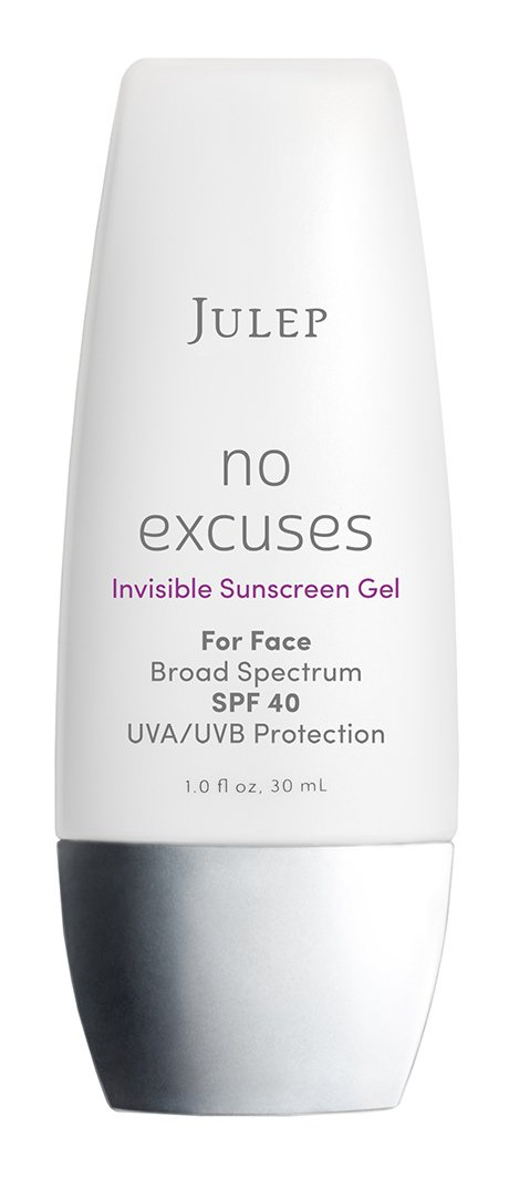 Julep No Excuses, Invisible Sunscreen Gel