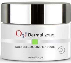 o3+ Purifying Sulfur Cooling Mask