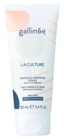 GALLINÉE Face Mask & Scrub