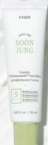 Etude House Soonjung Centella 5-Panthensoside™ Cica Balm