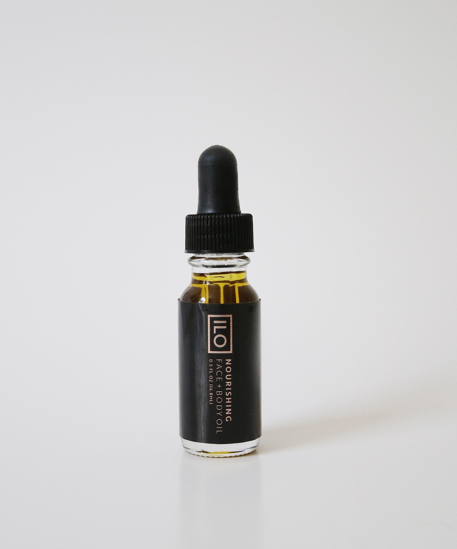 ILO Nourishing Face + Body Oil