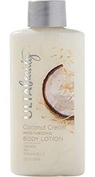 ULTA Beauty Coconut Cream Moisturizing Body Lotion