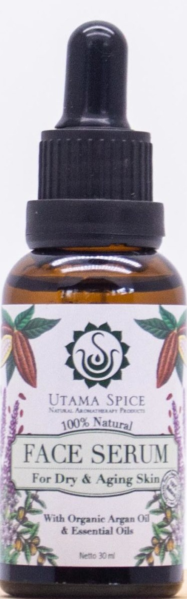 Utama Spice 100% Natural Face Serum