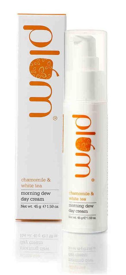 PLUM Chamomile & White Tea Morning Dew Day Cream