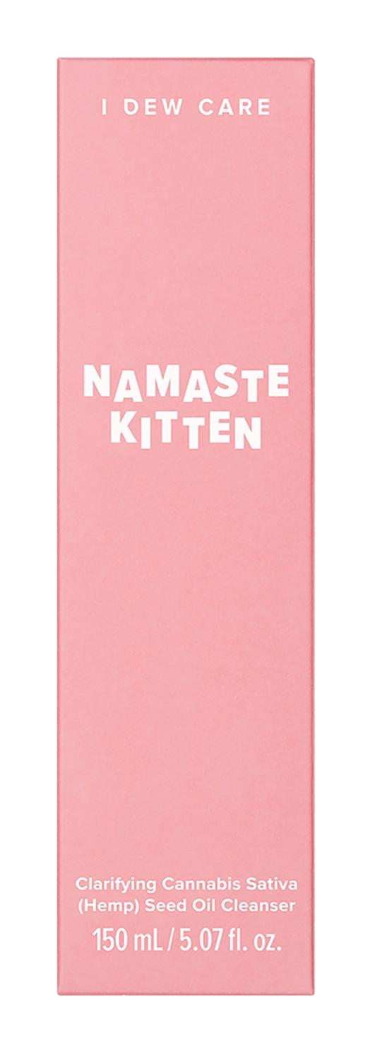 I Dew Care Namaste Kitten Clarifying Cannabis Sativa Hemp Seed Oil Cleanser