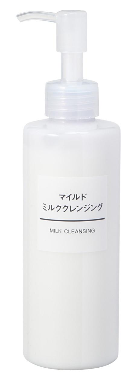 Muji Milk Cleansing
