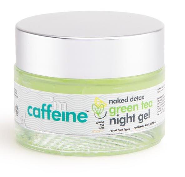 MCaffeine Green Tea Detox Night Gel