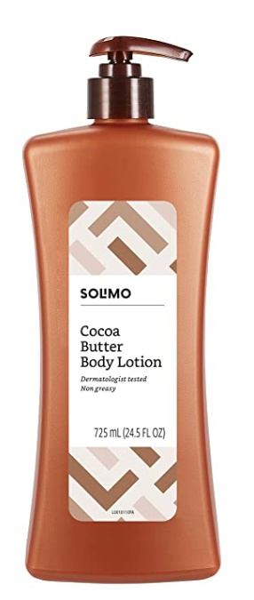 Solimo Cocoa Butter Body Lotion