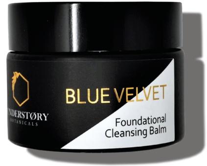 Understory Botanicals Blue Velvet Cleansing Balm