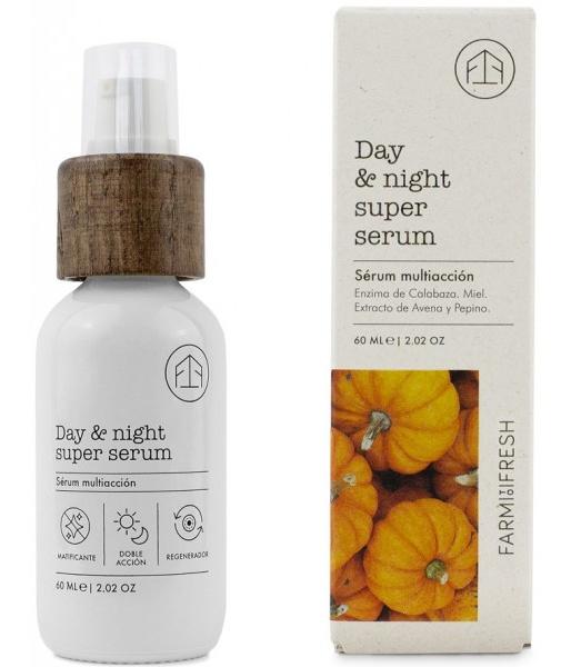 Farm To Fresh Serum Super Day & Night