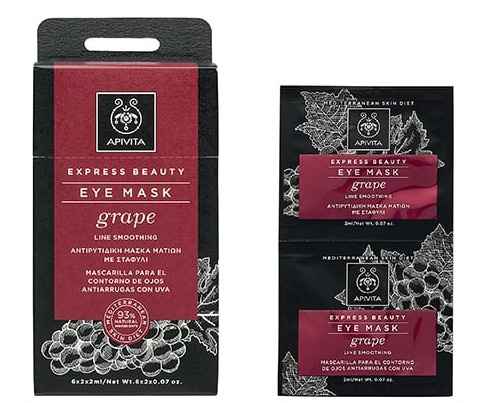 Apivita Grape Eye Mask