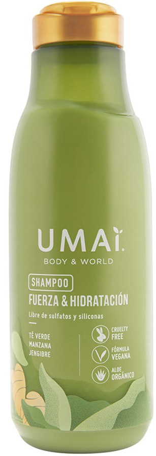 UMAI Shampoo Umai Fuerza E Hidratación