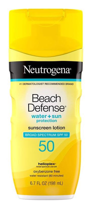 Neutrogena Beach Defence Lotion Spf 50+