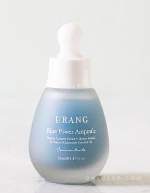 URANG Blue Power Ampoule
