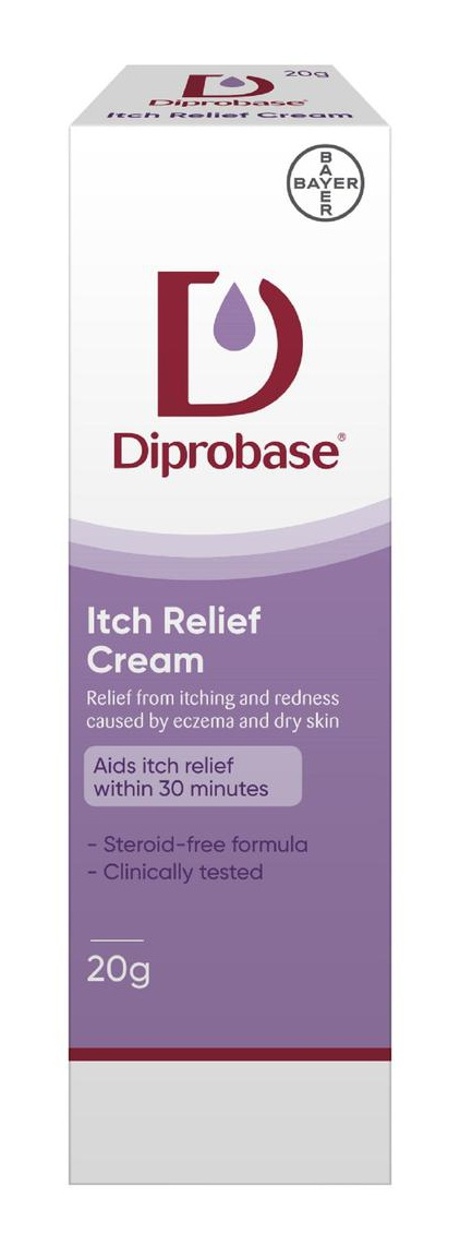 Diprobase Itch Relief Cream