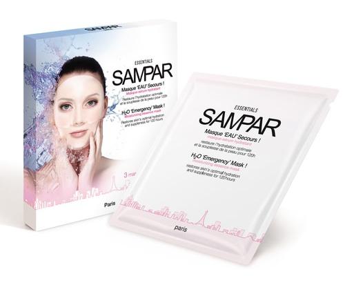 SAMPAR H2O 'emergency' Mask! Multipack