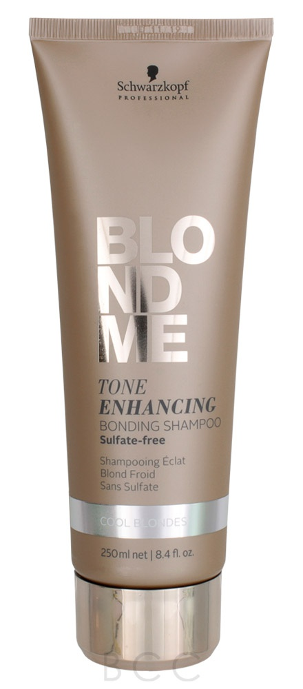 Schwarzkopf Professional Blondme Tone Enhancing Bonding Shampoo Cool Blondes