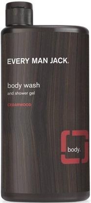 Every Man Jack Cedar Wood Body Wash