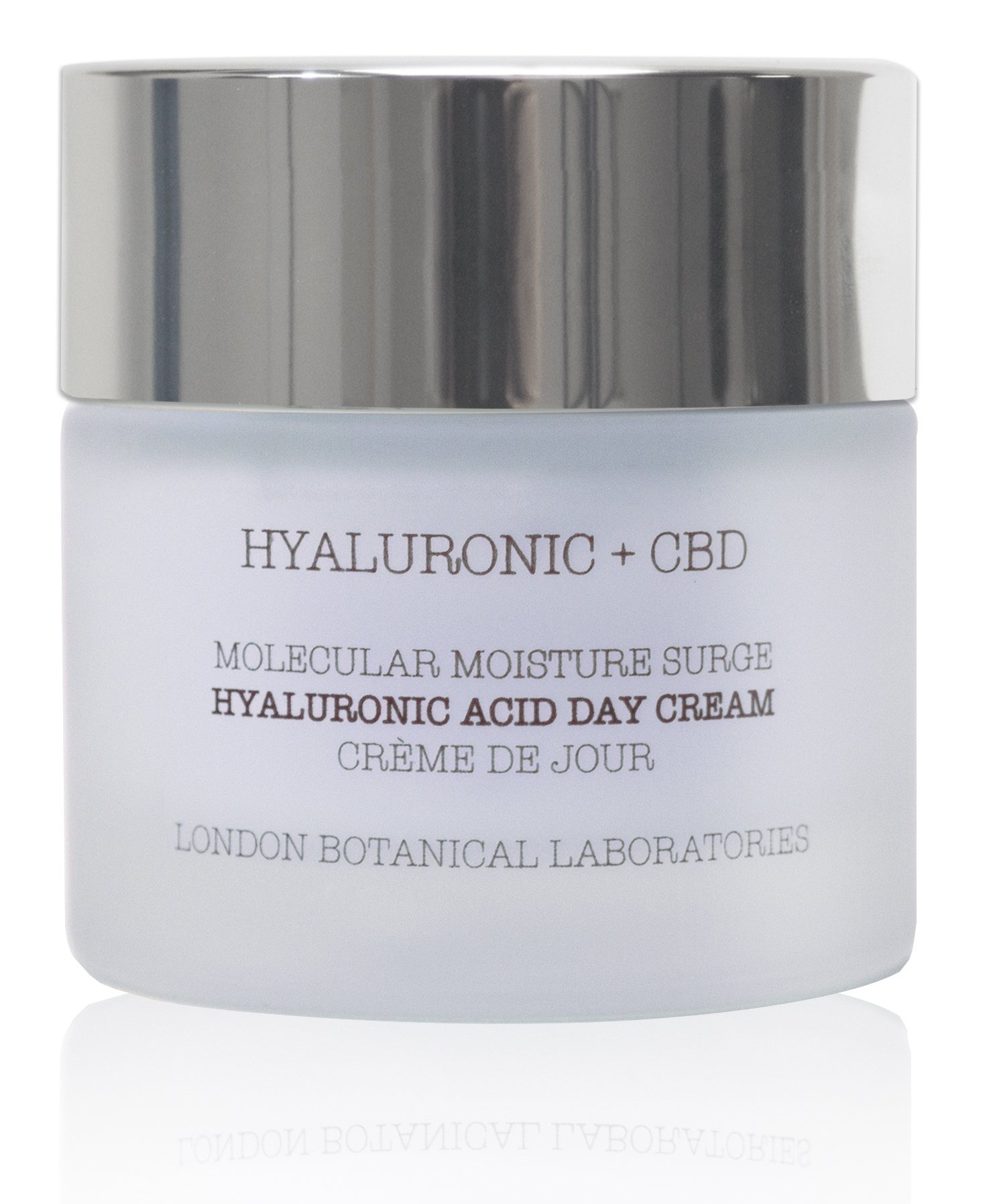 London Botanical Laboratories Hyaluronic + CBD Day Cream