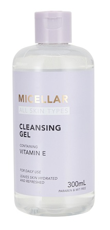 Kmart Micellar Cleansing Gel With Vitamin E