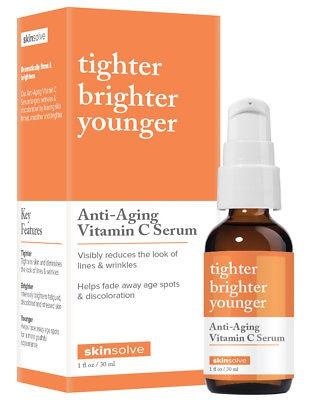 skinsolve Anti-Aging Vitamin C Serum
