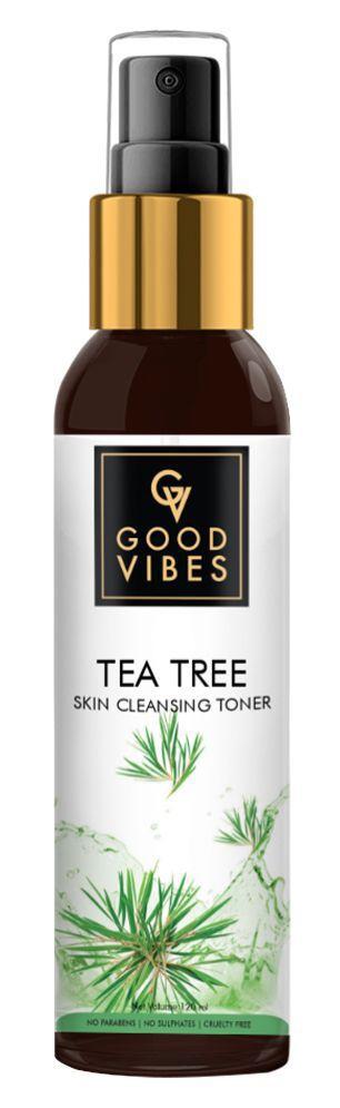 Good Vibes Tea Tree Skin Cleansing Toner