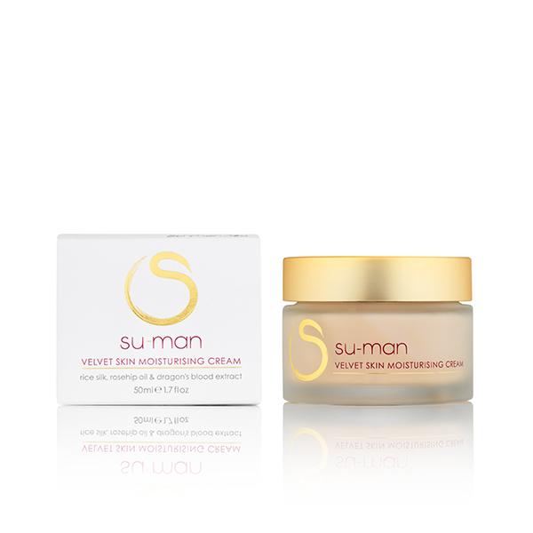 Su-Man Velvet Skin Moisturising Cream