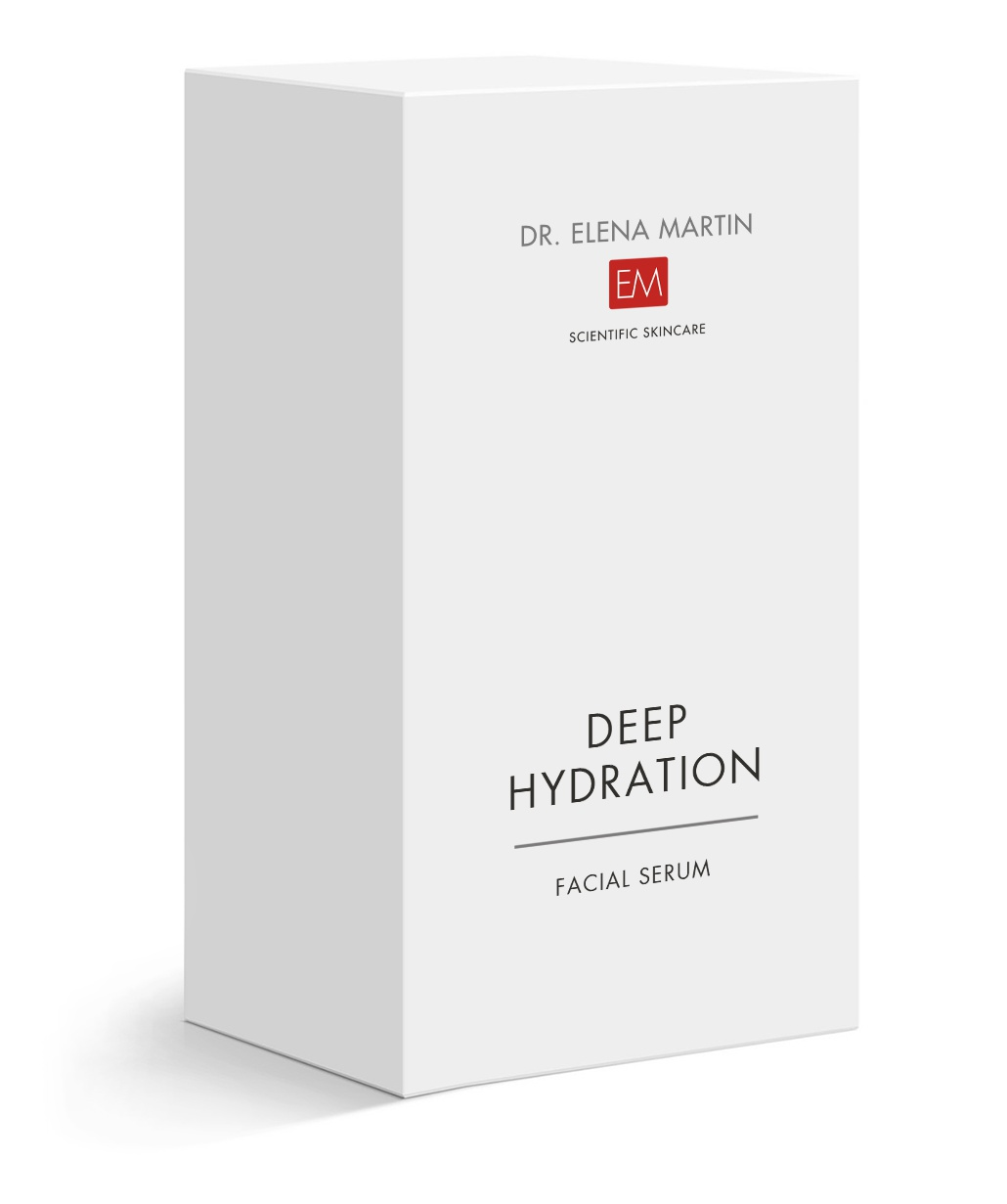 EM Scientific Skincare Deep Hydration Serum