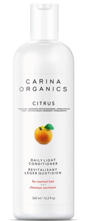 Carina Organics Citrus Daily Light Conditioner