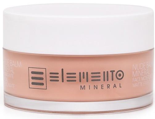 Elemento Mineral Nude Balm Hidratante Facial Efeito Mate