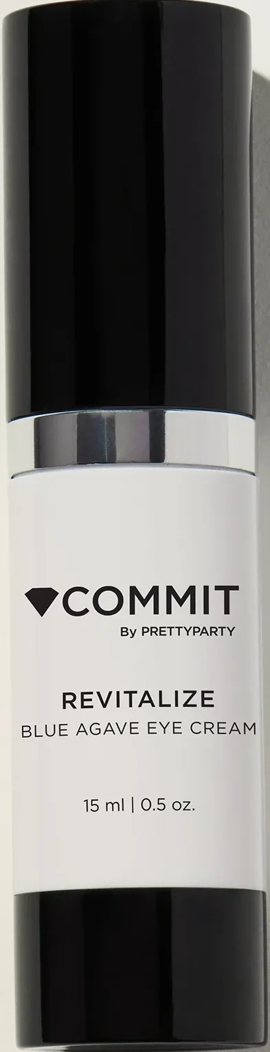 Commit by Pretty Party Revitalize Blue Agave Eye Cream