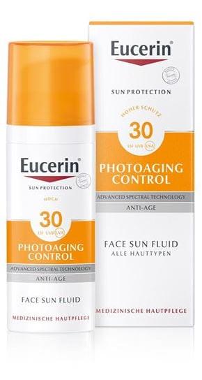 Eucerin Photoaging Control Face Sun Fluid LSF 30